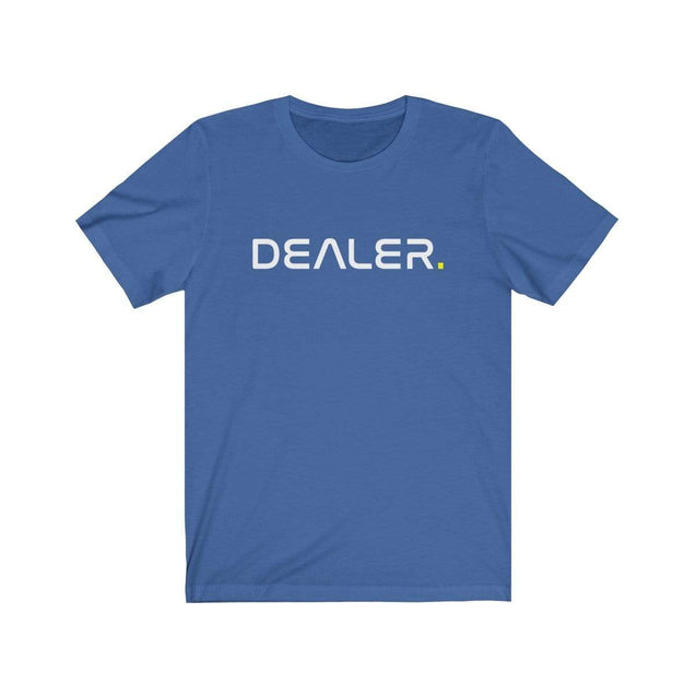 Dealer T-Shirt True Royal / S  - VPI Shop