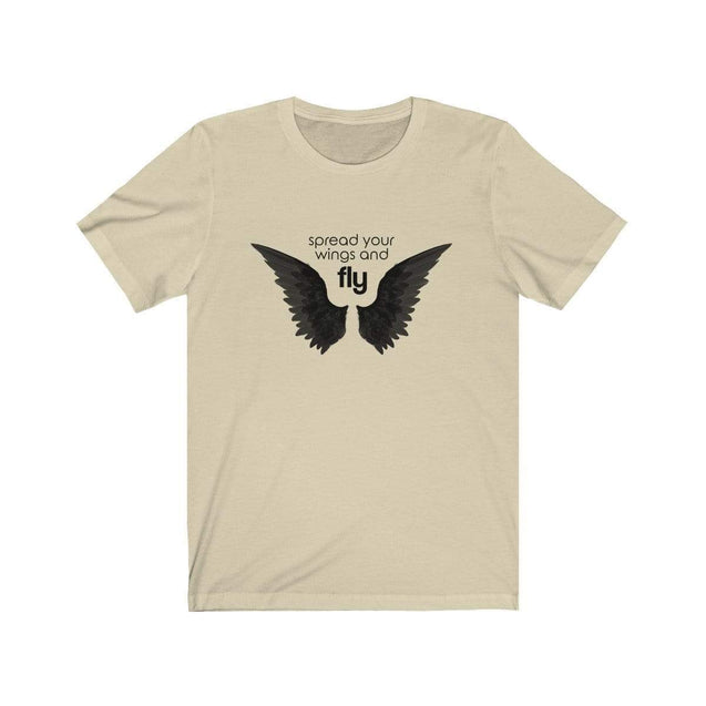 Fly Unisex T-Shirt Natural / S  - VPI Shop