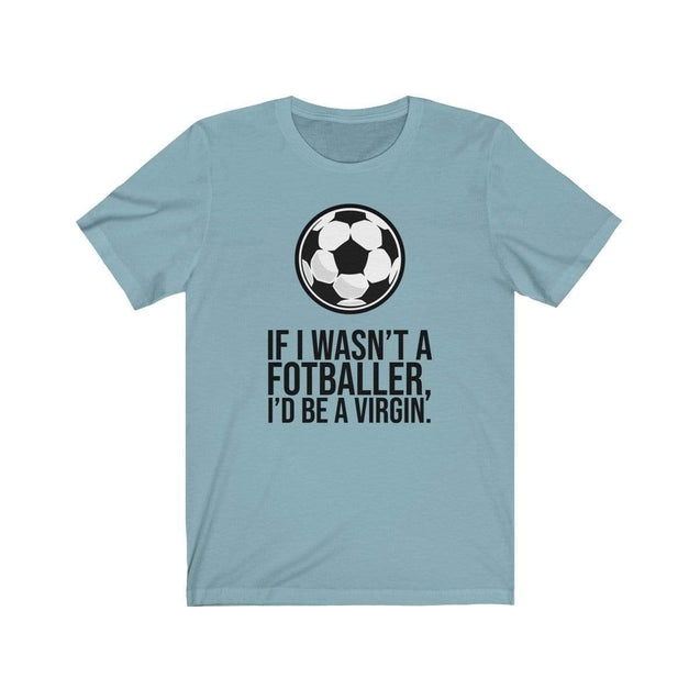 Fotballer T-Shirt Baby Blue / S  - VPI Shop