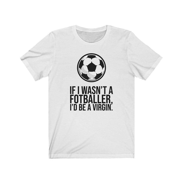 Fotballer T-Shirt White / S  - VPI Shop