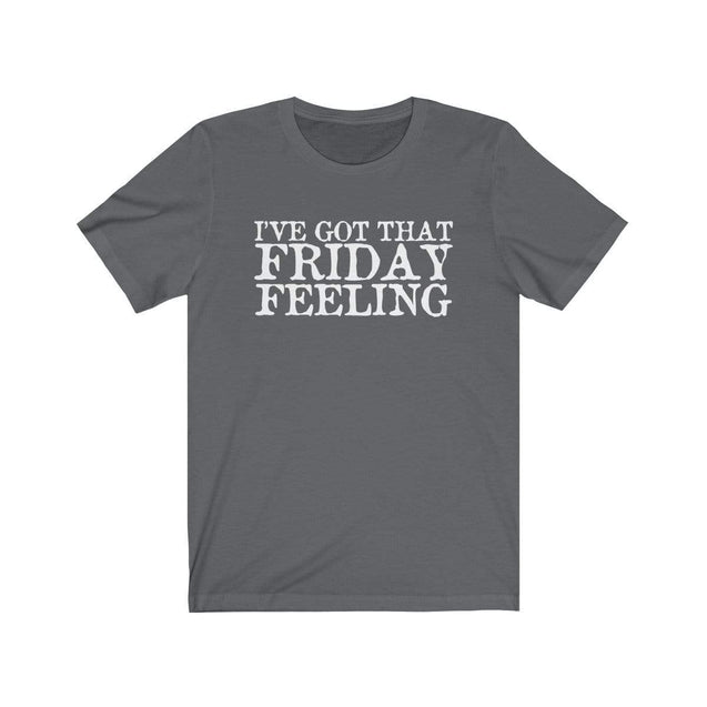 Friday Feeling T-Shirt Asphalt / S  - VPI Shop