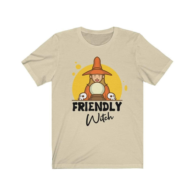 Friendly Witch T-Shirt Natural / S  - VPI Shop