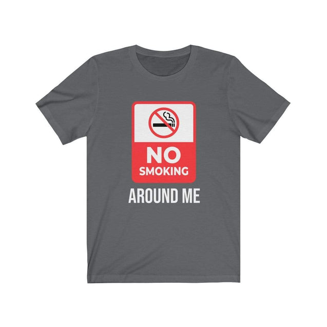 No smoking T-Shirt Asphalt / S  - VPI Shop