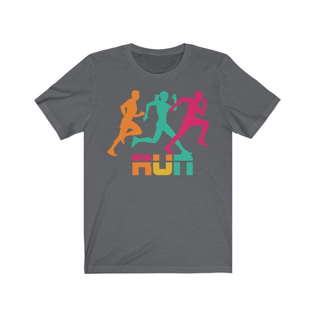 Run T-Shirt Asphalt / S  - VPI Shop