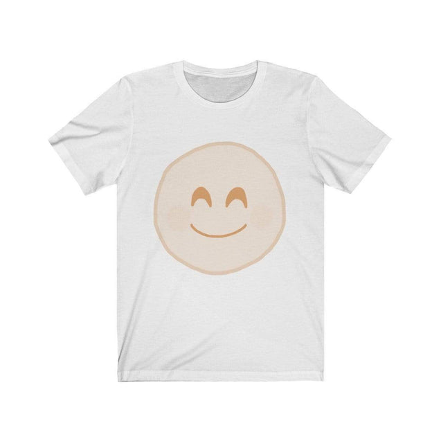 So happy Unisex T-Shirt White / S  - VPI Shop