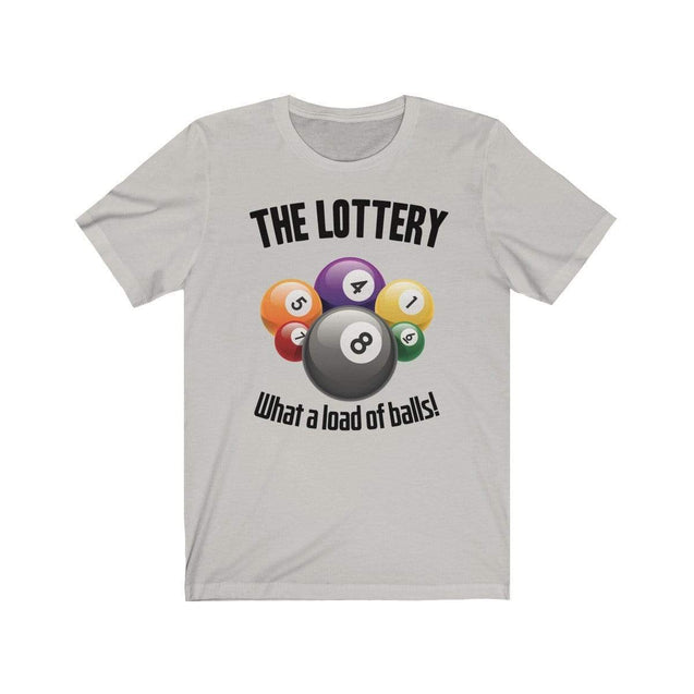 The Lottery T-Shirt Silver / S  - VPI Shop