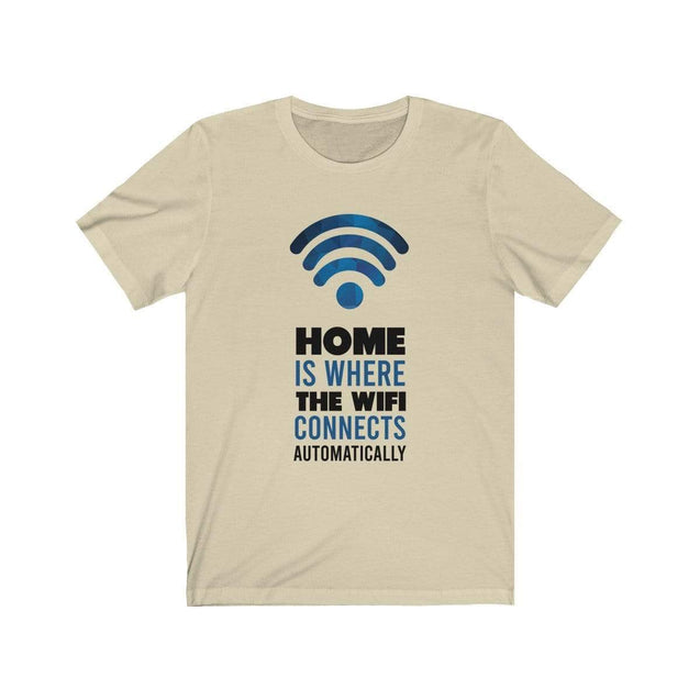 Where is Home T-Shirt Natural / S  - VPI Shop