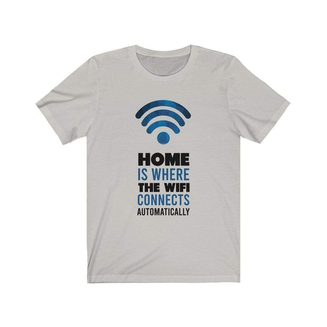 Where is Home T-Shirt Silver / S  - VPI Shop