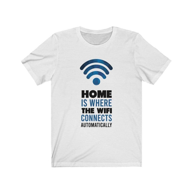 Where is Home T-Shirt White / S  - VPI Shop