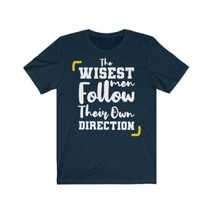 Wisest Men T-Shirt Navy / L  - VPI Shop