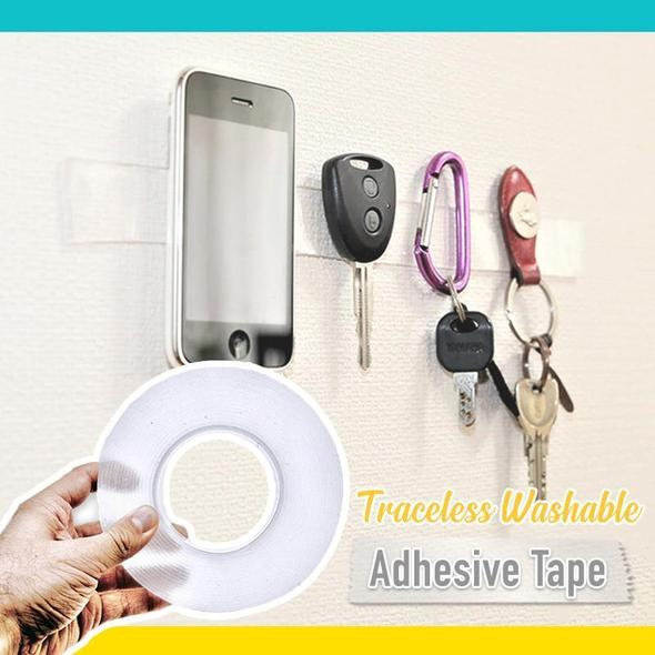 Nano Traceless Washable Adhesive Tape