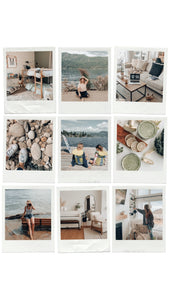 SEA SALT Mobile Lightroom Preset