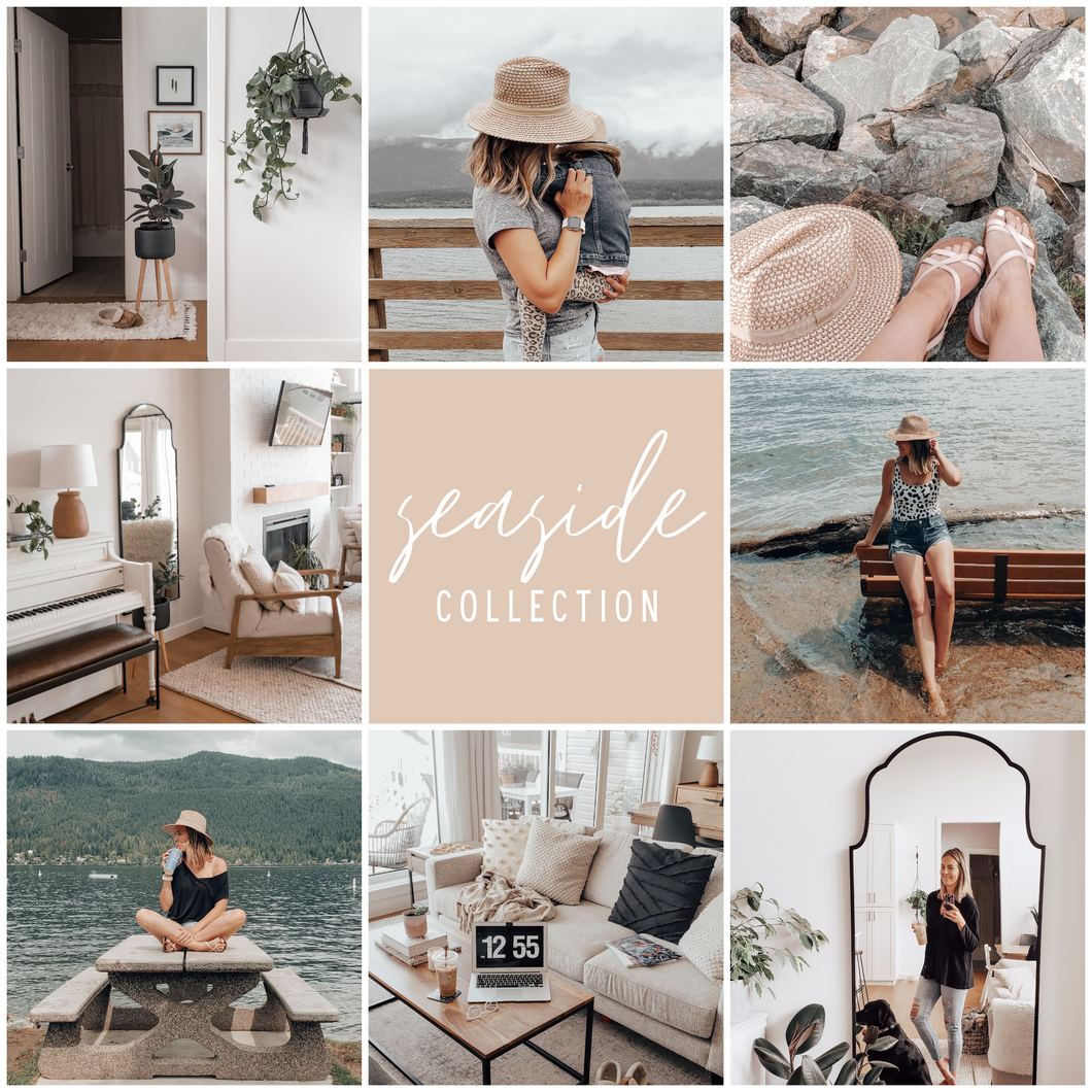 The Seaside Collection Preset Bundle