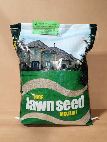 Deluxe Overseed Lawn Seed  25lb