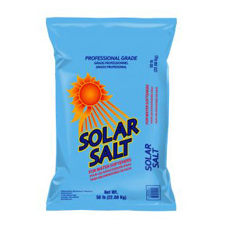 Solar Water Softener Salt 20kg 99.6% Pure