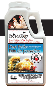 Fresh Coop Dust Bath 9.07kg