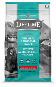 LT Fish & Oatmeal  Dog Food  DF ALS 11.4 Kg