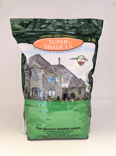 Super Shade Grass Seed  2Kg