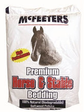 Load image into Gallery viewer, Softwood Pellet Bedding McFeeters 35lb