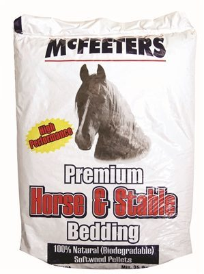 Softwood Pellet Bedding McFeeters 35lb