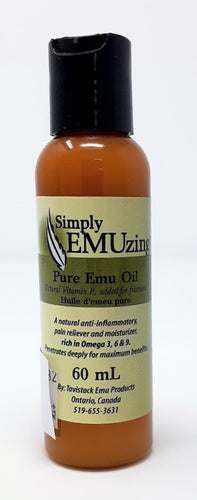 EMU Oil, 60ml