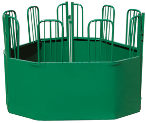 Hay Feeder, Horse Tombstone HNF Green