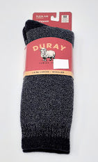 Sock, Avalanche 4244 grey blend M