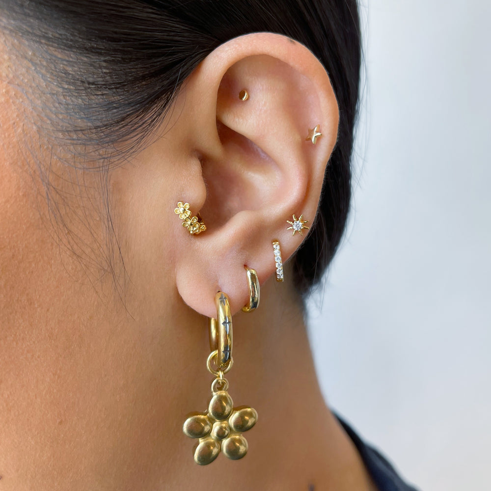 Flower Child Earring