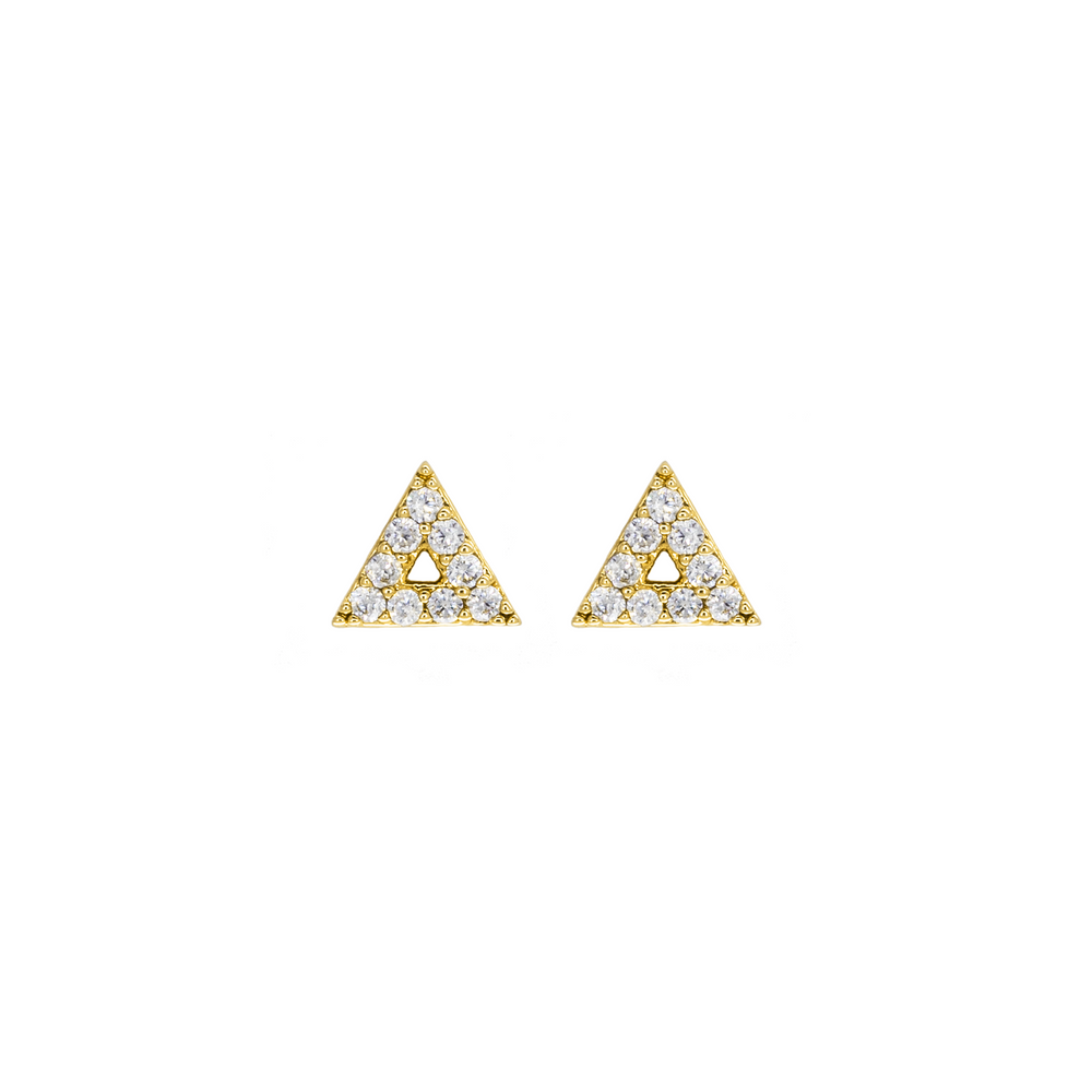 Pair: Gold / Clear