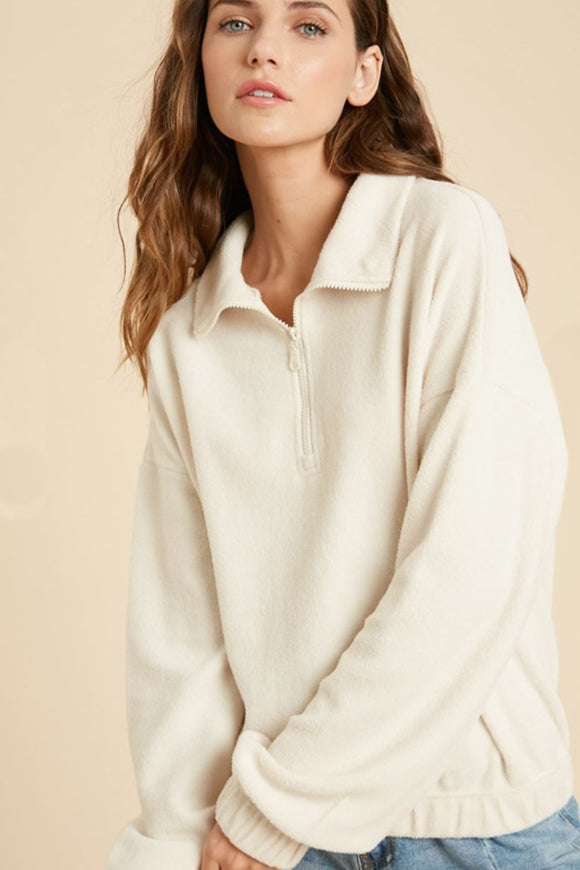 Corinne Sweater - Ivory