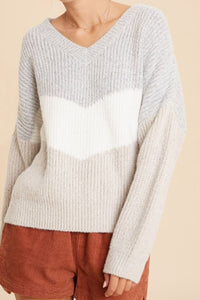 Gia V-Neck Sweater