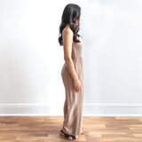 Marilyn Jumpsuit - Taupe