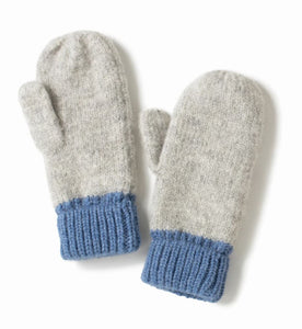 Mittens - Two Tone - Multiple Colors