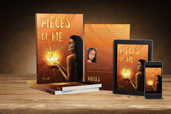 Pieces of Me Book | Toyz for Me