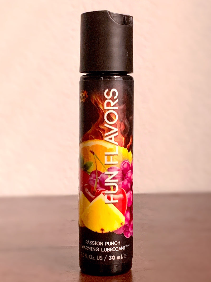 Passion Punch Flavored Lubricant