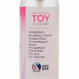 Anti-Bacterial Toy Cleaner | Adult Toy Cleaners