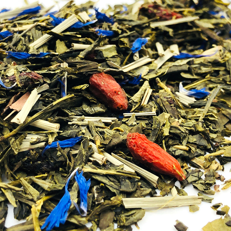 Loose Leaf Tea, Blueberry Bramble, Zoom