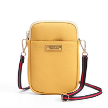 "Load image into Gallery viewer, ""Forever Young"" Shoulder Soft Leather Bag"