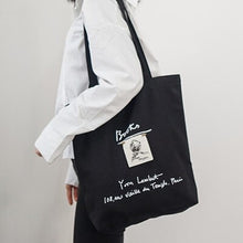 Load image into Gallery viewer, 'Books' Tote Bag