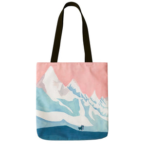 """Outdoors"" Canvas Bag"