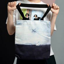 "Load image into Gallery viewer, ""Outdoors"" Canvas Bag"