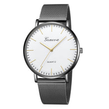Load image into Gallery viewer, Modern Stainless Steel Watch