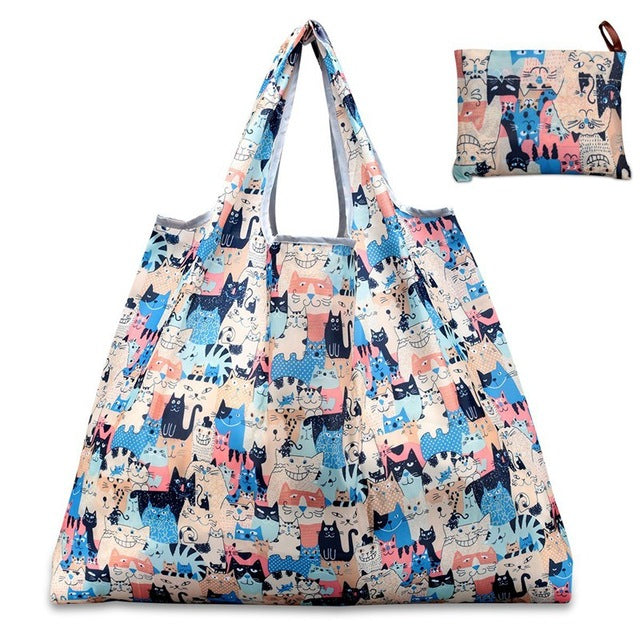 Ladies Oxford Shopping Bag (6 Colors)