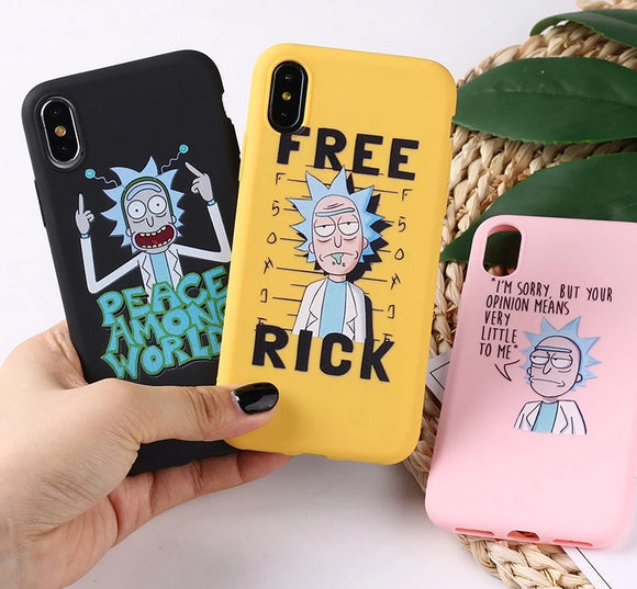 Rick and Morty SEASON 4 CASES