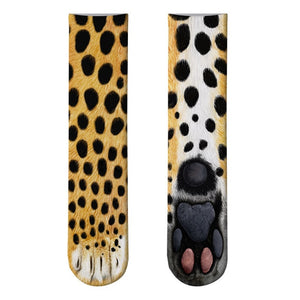 Animal Paw Socks (Unisex)(One Size Fits All)
