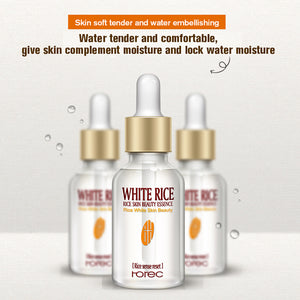 White Rice Whitening Cream