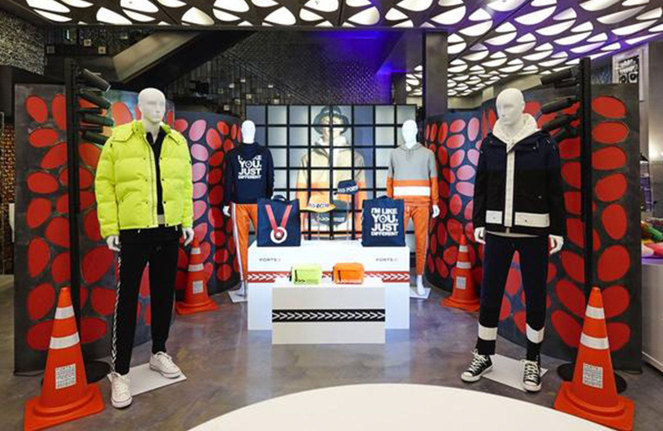 Ports V launched in Seoul at 10 Corso Como