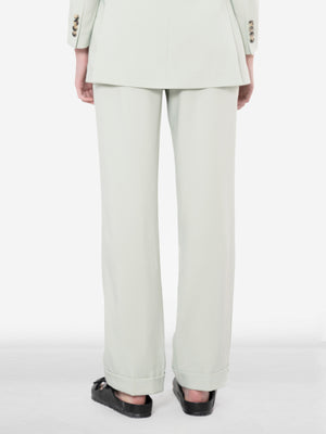 Double Pleat Slacks