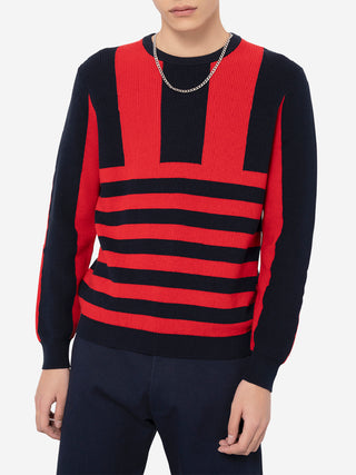 Not Your Average Striped Sweater
