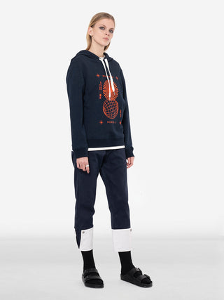 Ports V One Planet One Life Graphic Hoodie